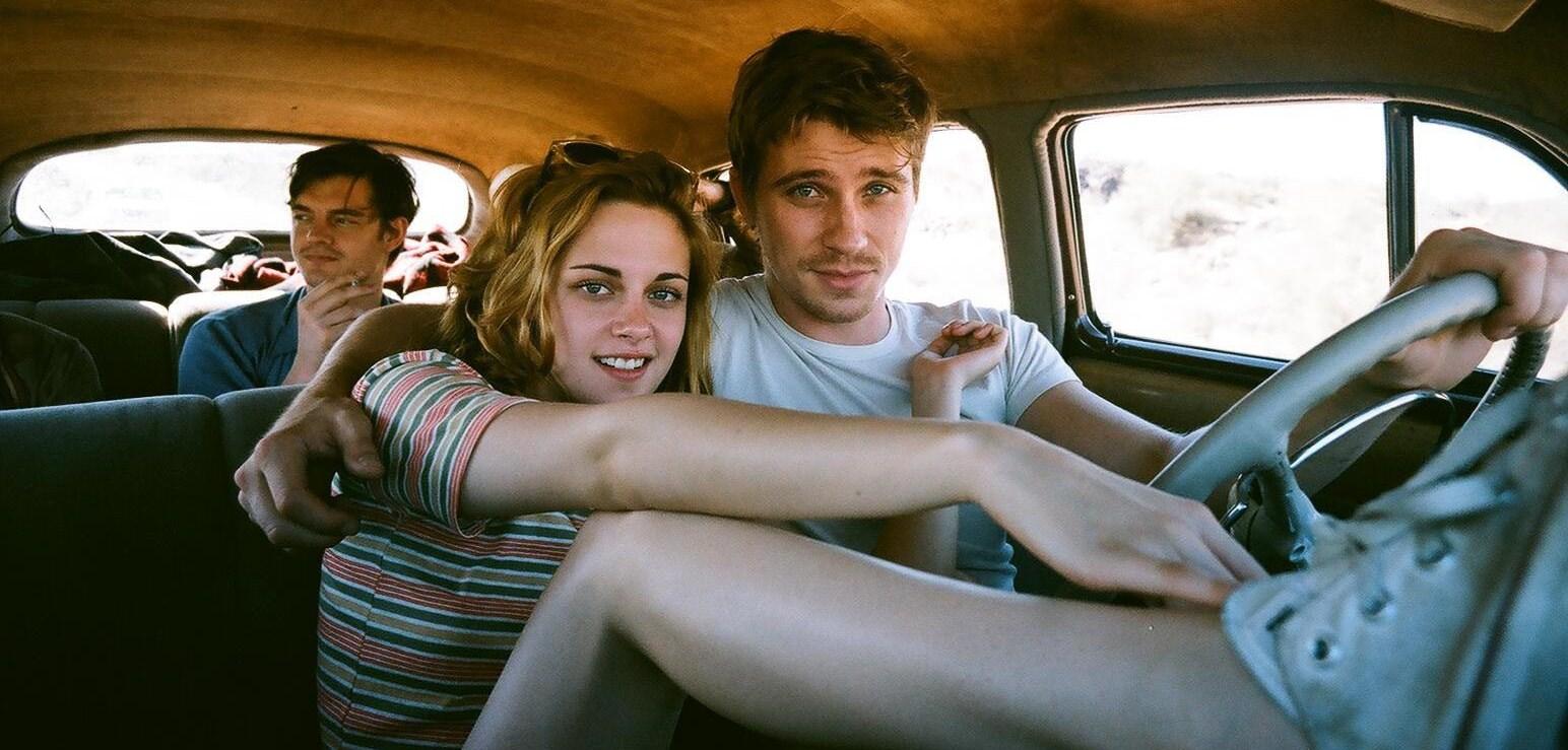 Cena do Filme On The Road. Foto Reprodução. Viajar te deixa mais criativo, jovem e atraente.