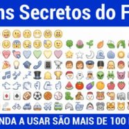 Emojis Secretos do Facebook