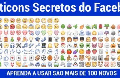 Emojis Secretos do Facebook