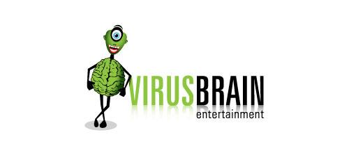 Virus Brain