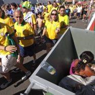 A foto da Copa das Confederações Brasil 2013 Foto: Edimar Soares/O Povo