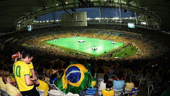 Copa no Brasil terá ingressos entre 60 reais e 1.980 reais