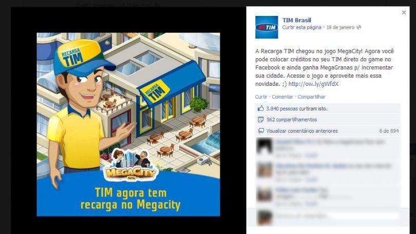 Em 31 de março de 20121 a TIM Itália contabilizou cerca de 32,3 milhões de clientes com 34,6% da quota do mercado. Já a TIM Brasil com 67 milhões de linhas ativas com cerca de 27% do mercado