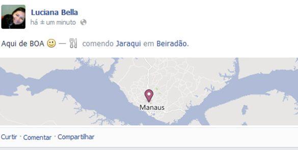 Emoticons de Atualização de Status no Facebook