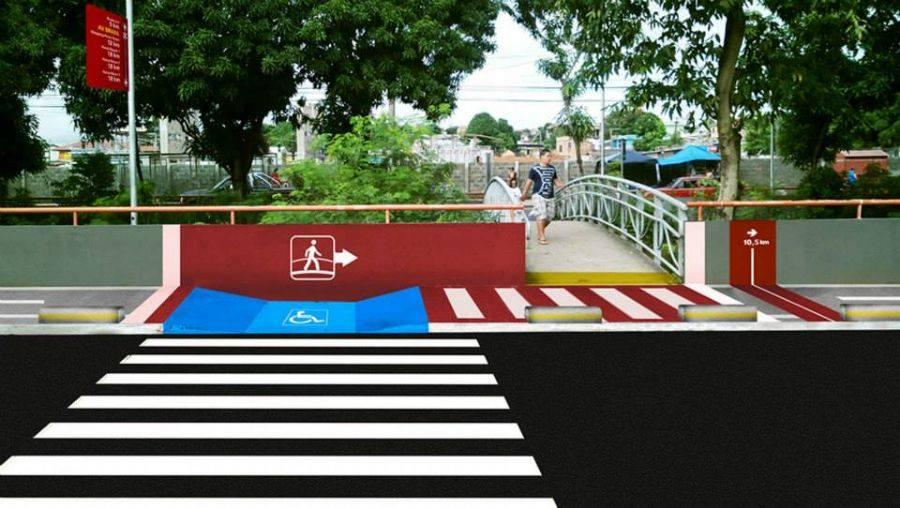 Projeto de Ciclovia Boulevard-Ponta Negra em Manaus