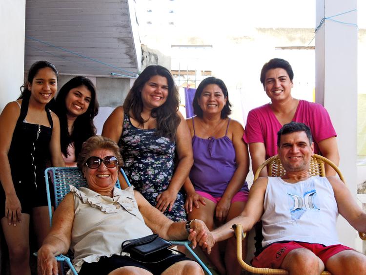 Minha avó materna - Adair Pinheiro Marques