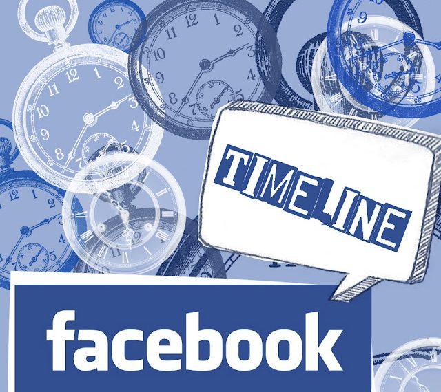 Tamanhos Gráficos do Facebook TimeLine