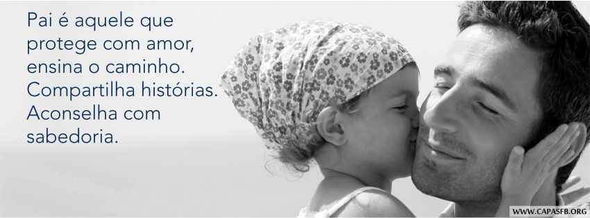 Capa do Facebook Para o Dia dos Pais