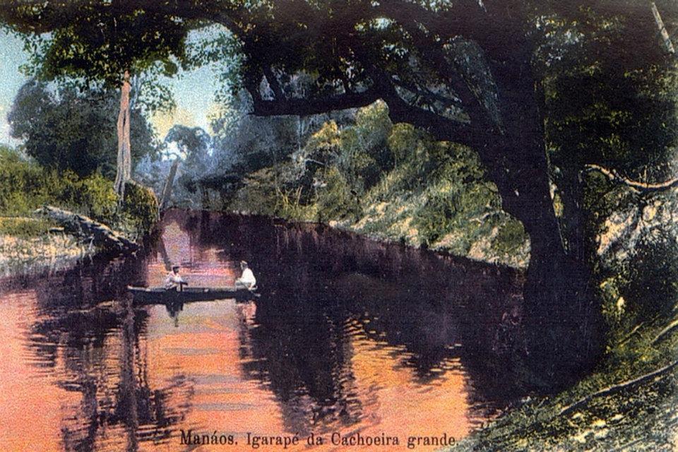 Igarapé da Cachoeira Grande