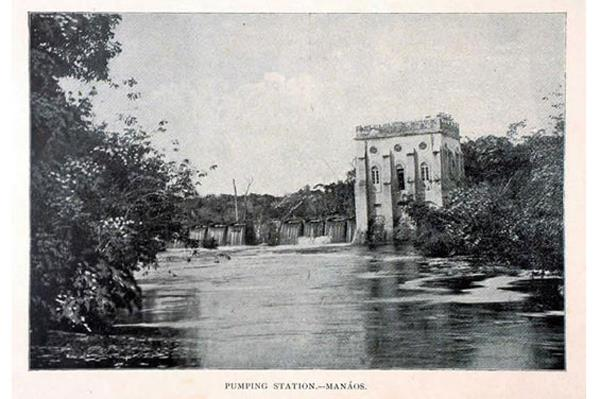 Usina Cachoeira Grande Manaus