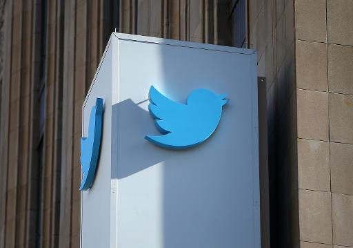 A sede do Twitter em San Francisco, Califórnia (GETTY IMAGES NORTH AMERICA/AFP/Arquivos, JUSTIN SULLIVAN)