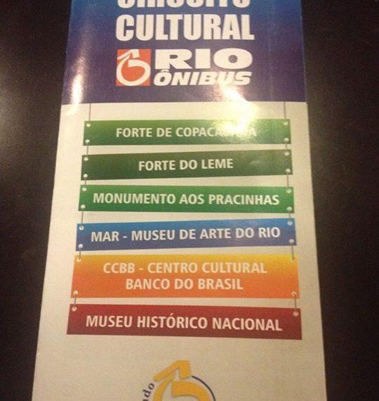 Circuito Cultural Rio Ônibus