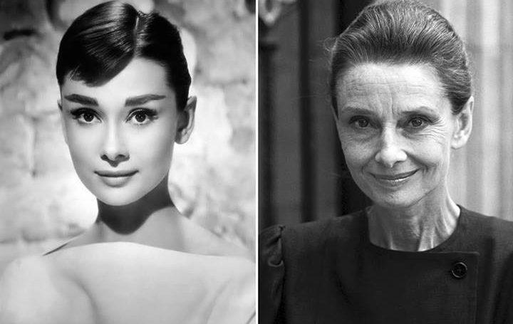 Audrey Kathleen Ruston, conhecida internacionalmente por Audrey Hepburn, foi uma premiada atriz, modelo e humanista belga, radicada na Inglaterra e Países Baixos, eleita em 2009 a atriz de Hollywood mais bonita da história.