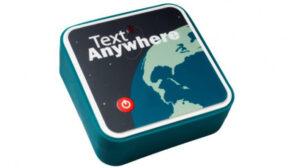 Escreva mensagens de texto em qualquer lugar do mundo