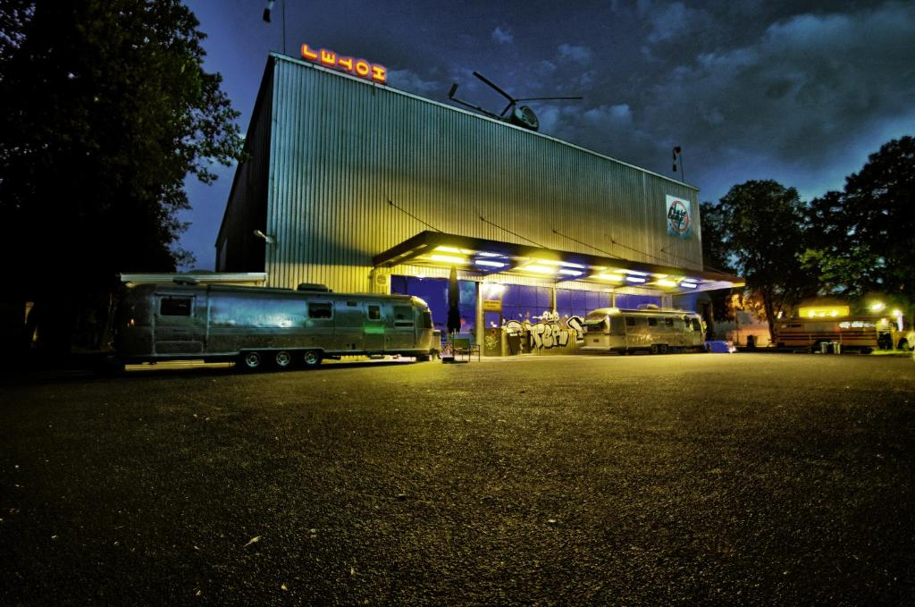 Hospedagem em BaseCamp Bonn, hostel criativo / Foto  Divulgação