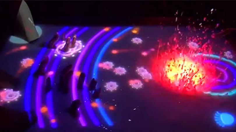 AquaTop vídeo game na banheira