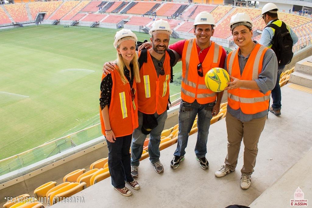 Donna Bowater, Gustavo Domingues, Ronaldo, Marcus Pessoa