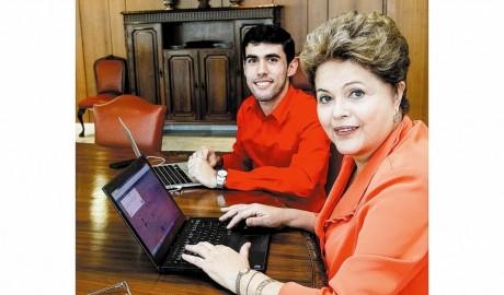 Dilma Bolada pode suspender perfil durante ano eleitoral