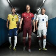 Cristiano Ronaldo, Neymar, & Rooney sob pressão!