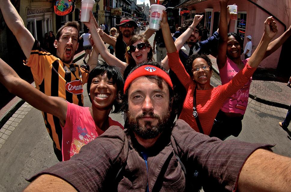"""""""I love people"""" é um vídeo sensacional de um cara que viajou mais de 8 mil km"""