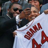 selfie polêmica de Obama