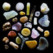 Grãos de areia como você nunca imaginou!