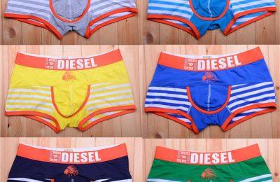 Conheça as Super Cuecas da Diesel