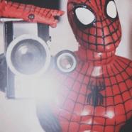 Imperdível: Selfies do Homem-aranha no Instagram
