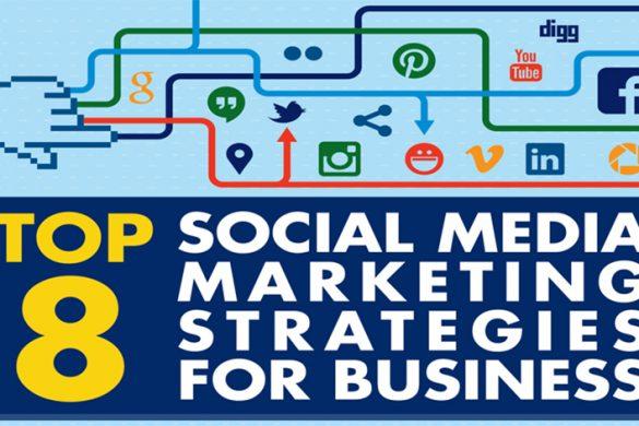 8 melhores dicas para Social Media Marketing