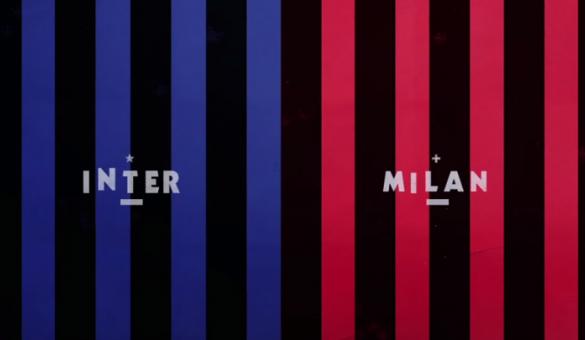 Coca-Cola realiza ação promocional criativa no Derby Inter x Milan