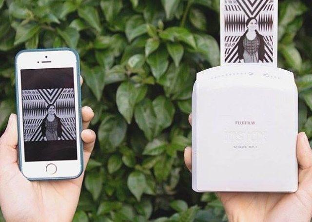 Fujifilm Instax Share A evolução da Polaroid
