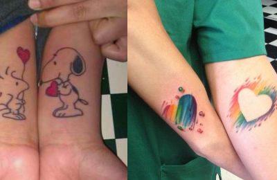 16 Tatuagens apaixonantes