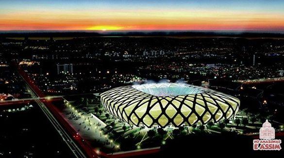 A Arena Amazônia será um estádio de futebol que está sendo construído na cidade de Manaus, estado do Amazonas, no local antes ocupado pelo Estádio Vivaldo Lima (O Vivaldão)