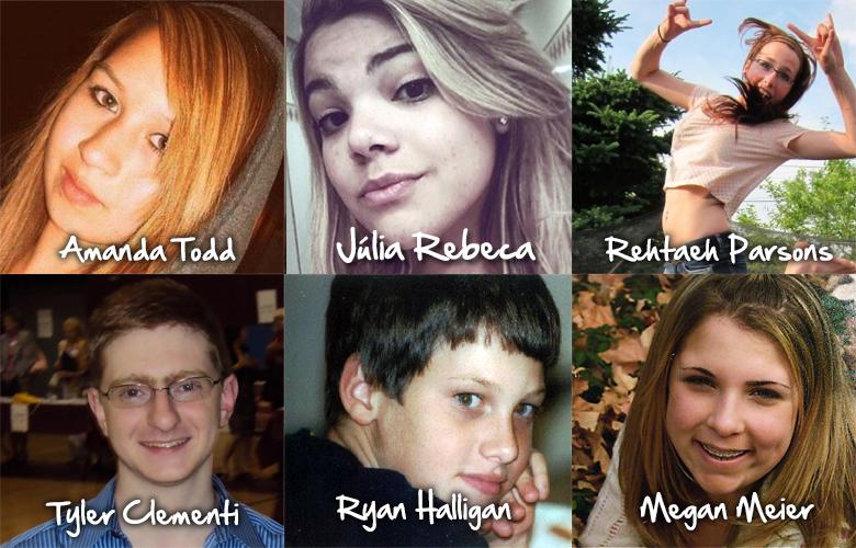 6 Casos de Cyberbullying que tiveram final trágico