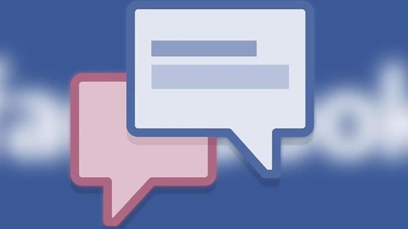 O chat do aplicativo Facebook está próximo ao fim