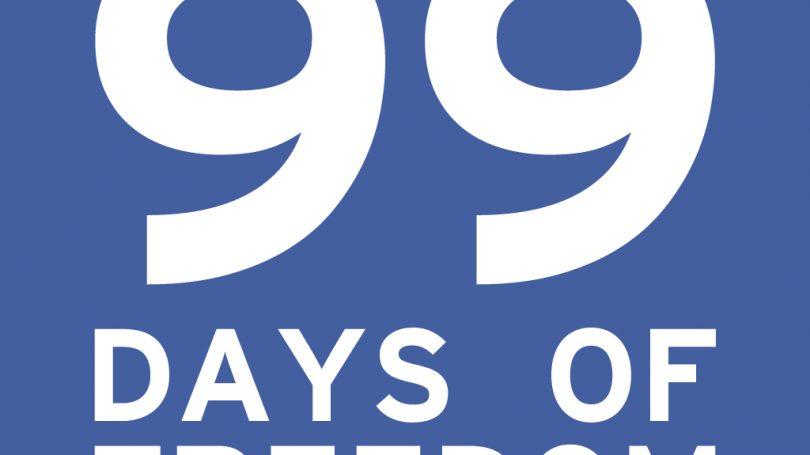 Sem Facebook por 99 dias