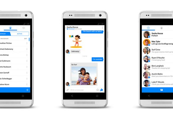Aplicativo de Chat do Facebook: Facebook Messenger