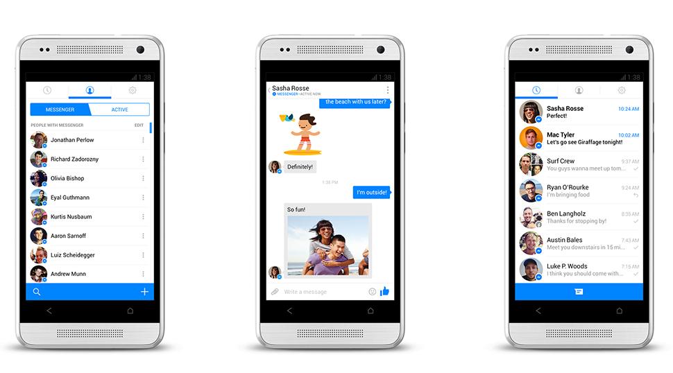 Aplicativo de Chat do Facebook: Facebook Messenger