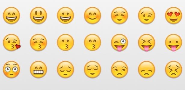 Conheça o significado dos emoticons
