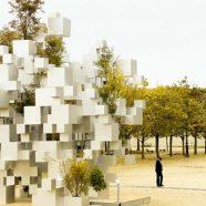 Incrível Instalação em Paris para a FIAC 2014