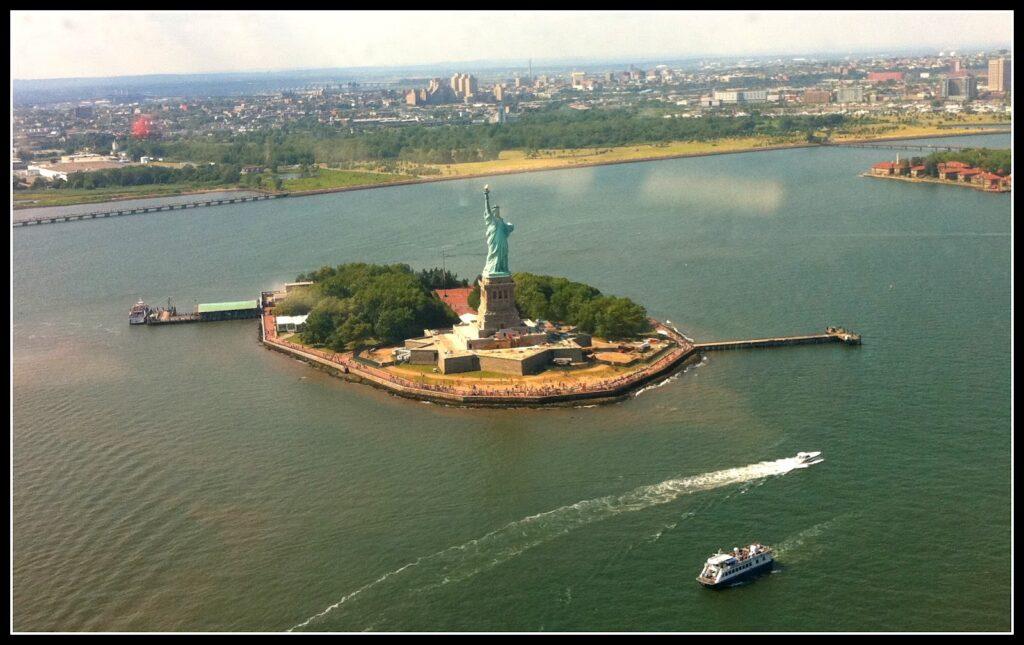 Paisagens de Tirar o Folêgo - Nova Iorque