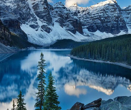 Valley of the Ten Peaks – Canadá
