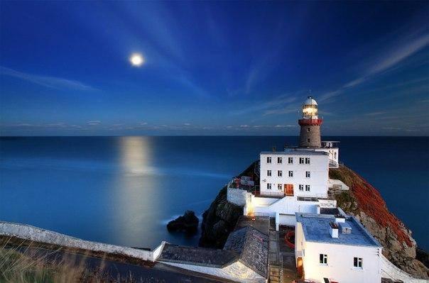 Baily Lighthouse, Howth, Dublin, Irlanda