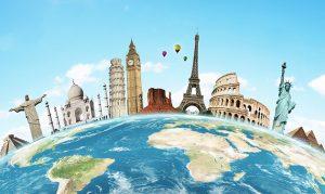 Os 10 melhores países para se visitar em 2013