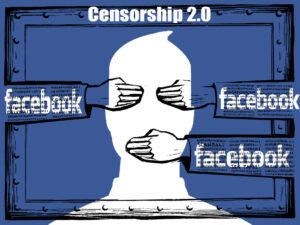que não pode postar em uma fanpage no Facebook