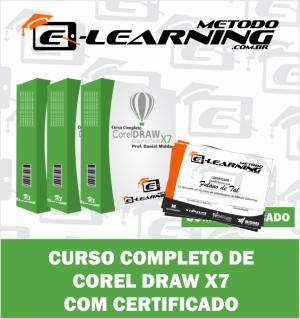 Curso de Corel Draw X7 com Certificado