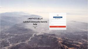 A Rede Social Impossible estimula as pessoas a ajudar desconhecidos sem ganhar nada em troca