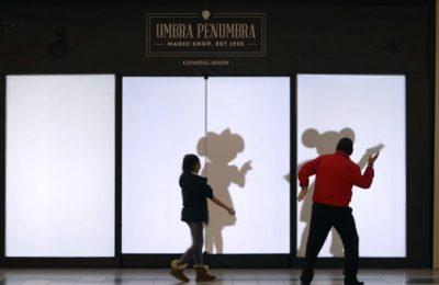 Disney muda sombras das pessoas por de personagens
