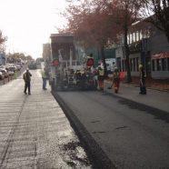 Vancouver ruas pavimentadas com plástico reciclado