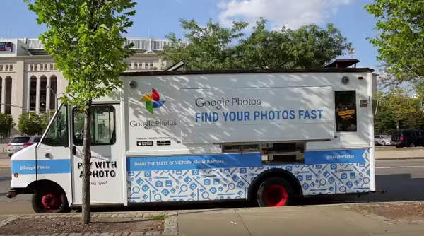 Google lança o desafio Food truck Google Photos
